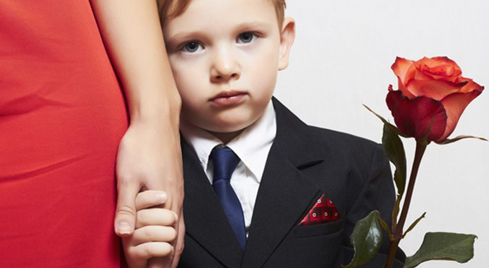 シングルマザー再婚子供男の子