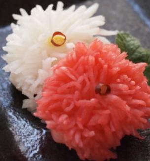 おせち 意味 菊花カブ
