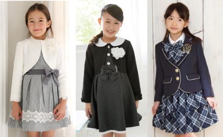 小学校 入学 式 服装 画像