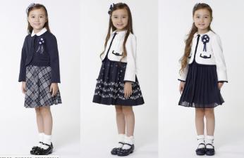 小学校 入学 式 服装 女の子 画像