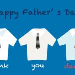 父の日の一言メッセージカードの文例集!貰って嬉しいことばや英語文も