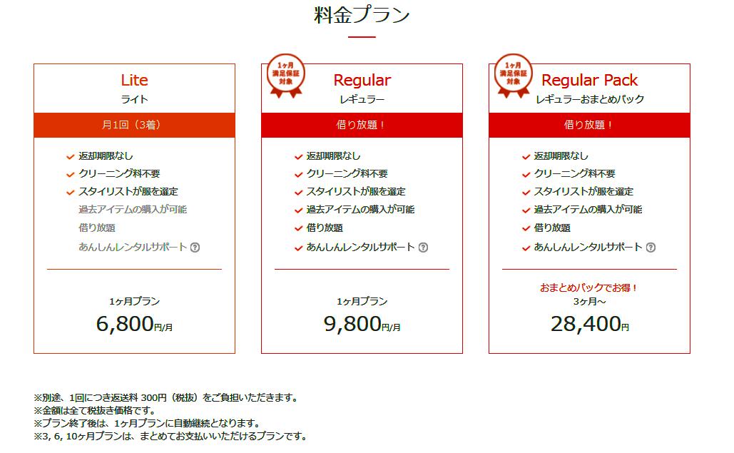 エアー クローゼット 評判