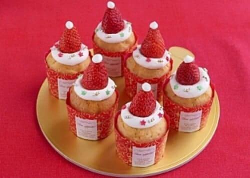クリスマス ケーキ 飾り付け