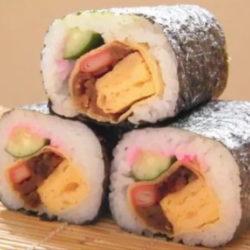 巻き寿司具人気