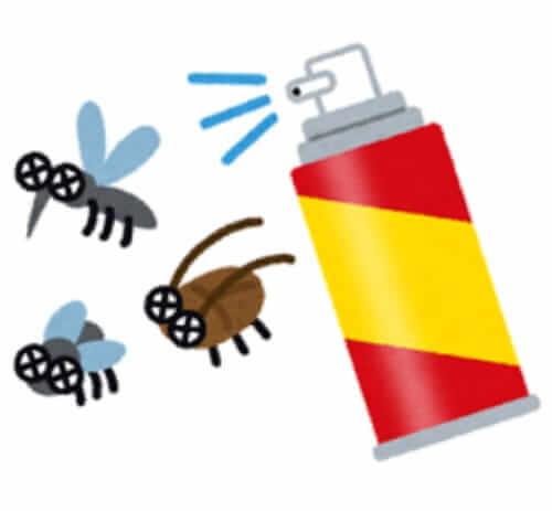 チョウバエ 駆除 殺虫剤
